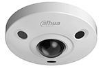 Dahua 6-Megapixel360°Panomorph Mini-Dome Certified ImmerVision Enables