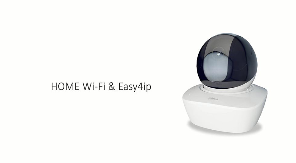 Dahua HOME Wi-Fi+Easy4ip