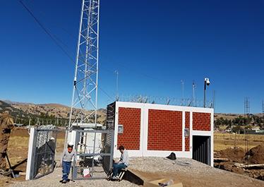 Dahua Secures Peru Communications Station Network