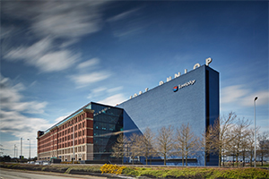 Video surveillance brought up to date at iconic West Midlands site