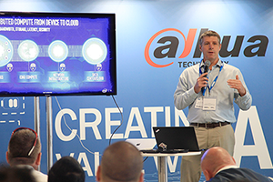 Dahua Technology Presents FPGA in AI with Intel at IFSEC