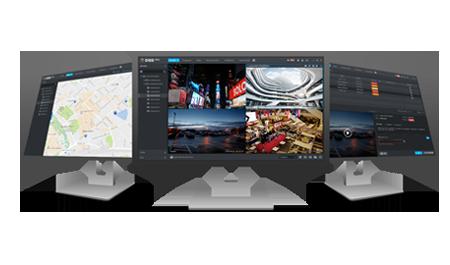 Dahua Technology выпускает систему управления видео DSS Pro