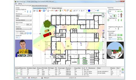 Dahua arbeitet mit JVSG bei der Optimierung der Planung von Überwachungssystemen zusammen