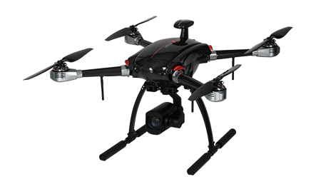 Dahua Drone X820 Guarantees Public Safety