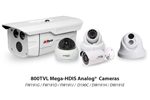 Dahua Launches 800TVL Camera-the Evolving Analog+ Era