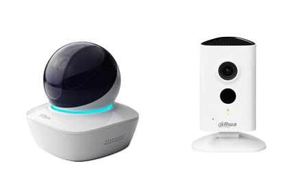 Dahua H.265 wi-fi kamerák A26/C26 egyéni felhasználóknak