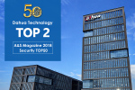 Dahua Technology TOP 2 w skali globalnej według A&S!