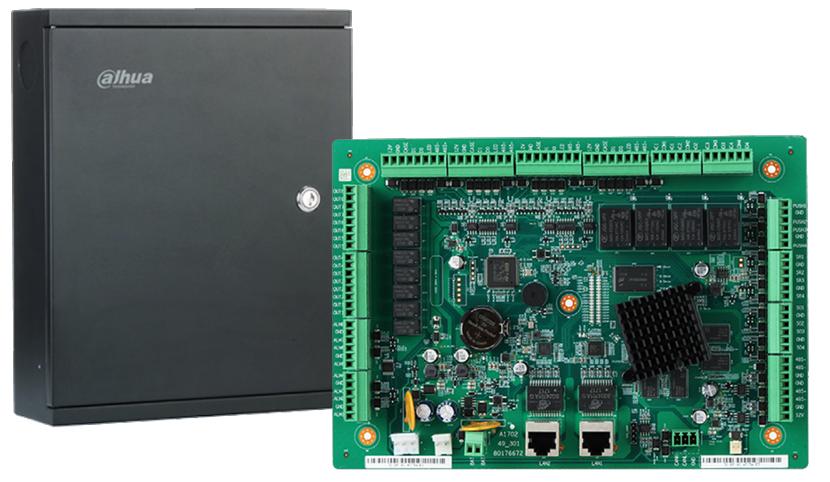 Tutto Sotto Controllo: il Nuovo Master Access Controller Dahua