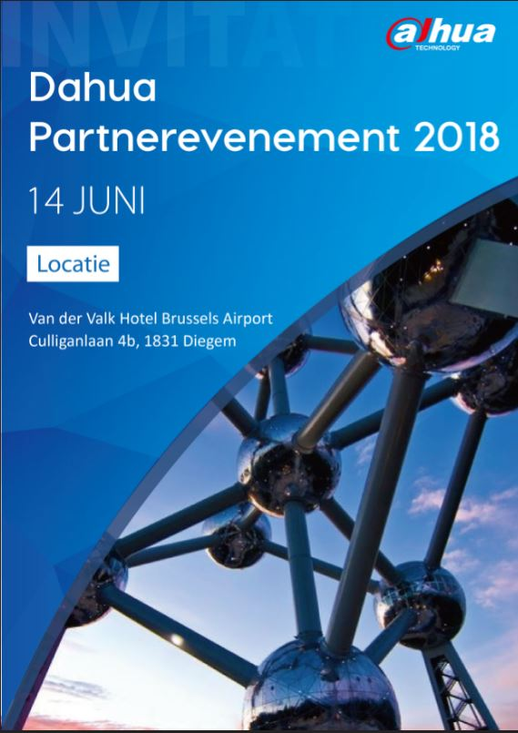 Partnerevenement België 14 juni 2018