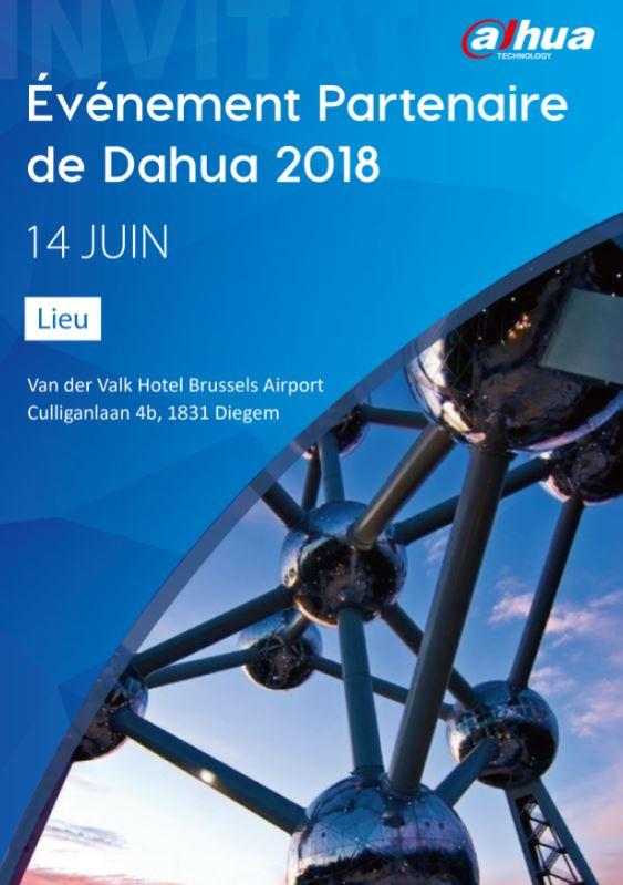Événement Partenaire de Dahua 2018