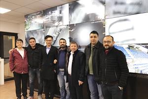 La soluzione Dahua per il Sinan Erdem Arena di Istanbul