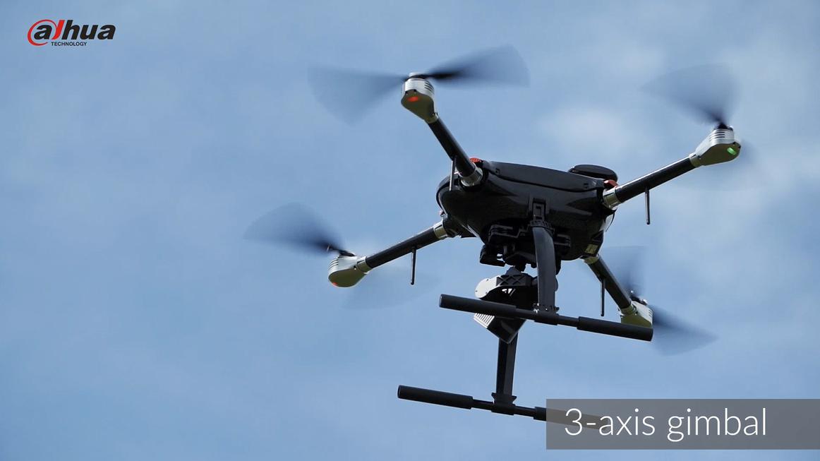 Dahua Polish Drone X820