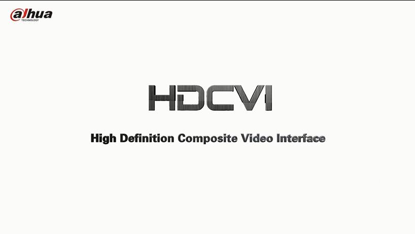 Dahua HDCVI