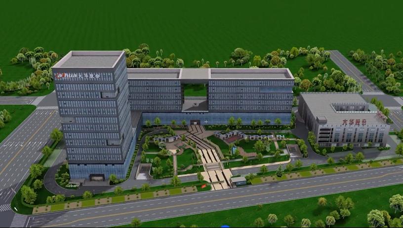Dahua Intelligent Building Solution