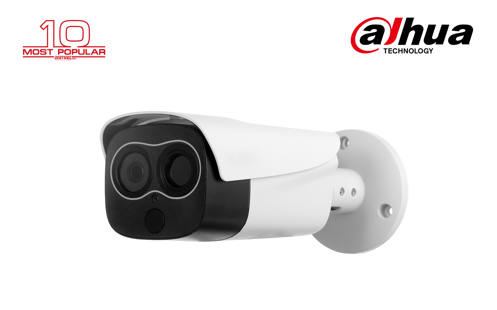 Dahua Thermal Camera Selected as 2017's Top 10 Video Surveillance Product by a&s