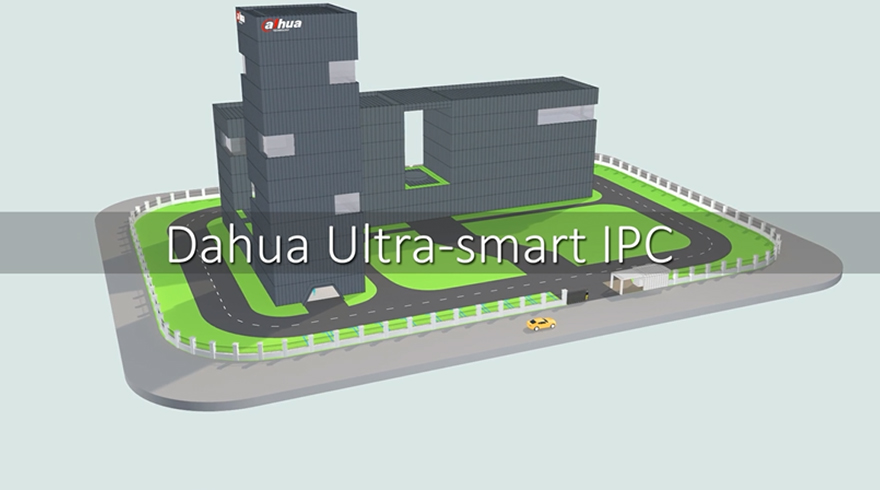 Dahua Ultra smart IPC