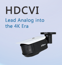 HDCVI Lead Analog into  the 4K Era