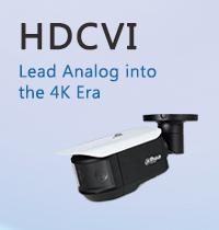 HDCVI Lead Analog into  the 4K Era