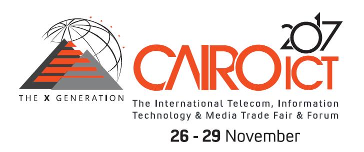CAIRO ICT 2017