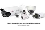Dahua Releases Eco-Savvy 1.3-Mp to 3-Mp Network Cameras