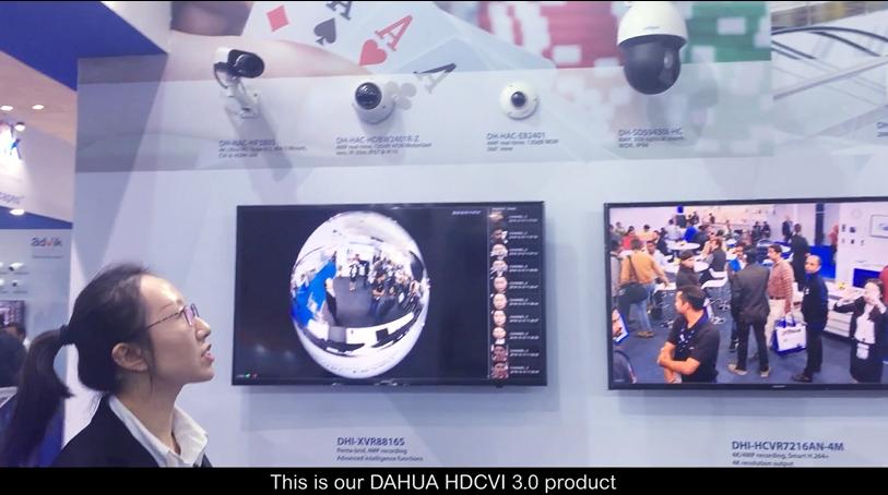 India show_HDCVI 3.0
