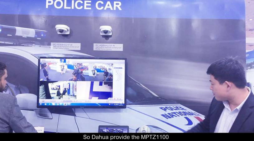 India show_Police Car