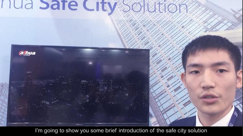 India show_Safe City Solution