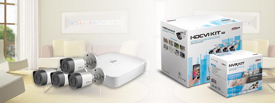 KIT/HCVR4104C-S3/4-HFW1000R
