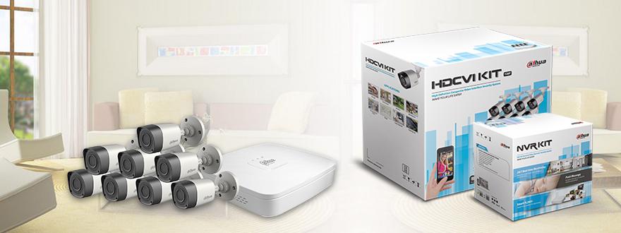 KIT/HCVR4108C-S3/8-HFW1000R