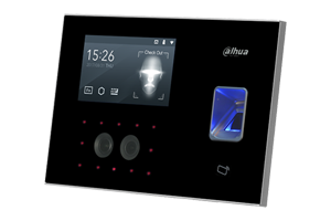 Dahua Launches Dual-Biometric Identification Time Attendance Terminals