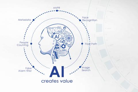 "Dahua Technology präsentiert ""KI schafft Mehrwert"" auf der ISC WEST"