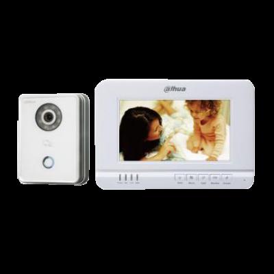 Wireless Alarm Video Intercom
