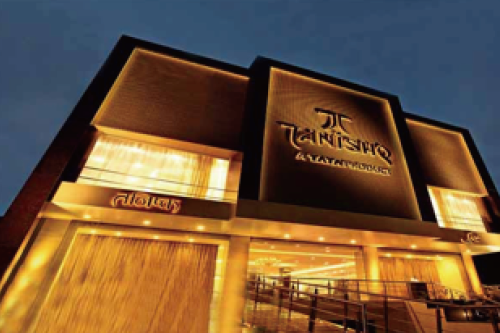 Tanishq Jewelry Store, Nagpur, India