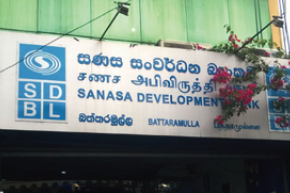 SANASA Development Bank, Sri Lanka