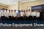 """Dahua Technology attended the second """"China-South Asia-Middle East Seminar on Non-Traditional Security Issues – Police Equipment Show"""" in Hangzhou, China"""