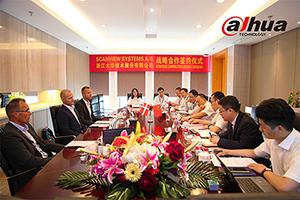 Scanview e Dahua: una partnership vincente