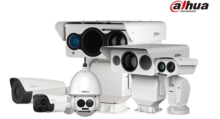 La nuova generazione di telecamere termiche Dahua