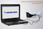 Dahua Accomplishes Integration with DIGIEVER NVR