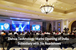 Dahua Technology Marks Opening of India Subsidiary with Six Roadshows