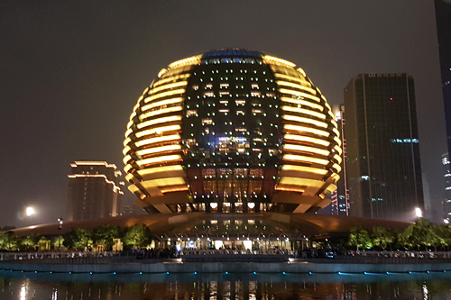 Proven Protection for World Leaders: Dahua Secures Heads of State in China's First G20 Summit