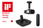 Dahua Network Camera and TV Box Recognized by iF Design Award