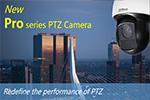 Dahua Launches New Pro series PTZ Camera