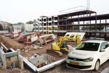 Dahua Technology Helps Secure Construction Sites in Denmark