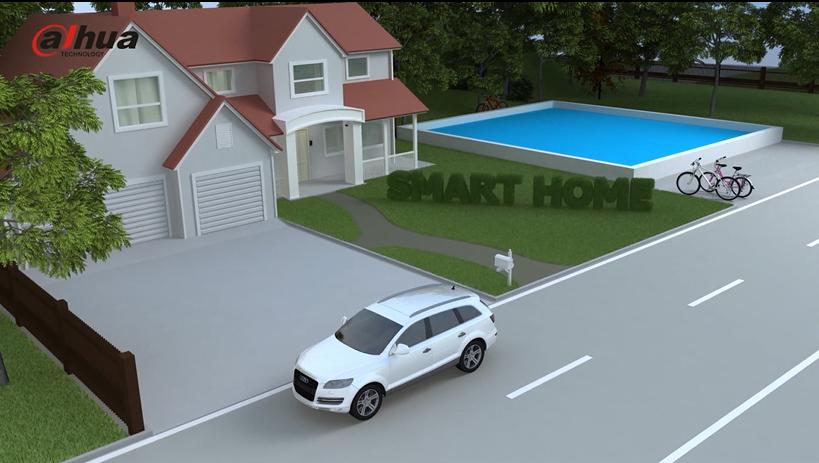 Dahua smart home